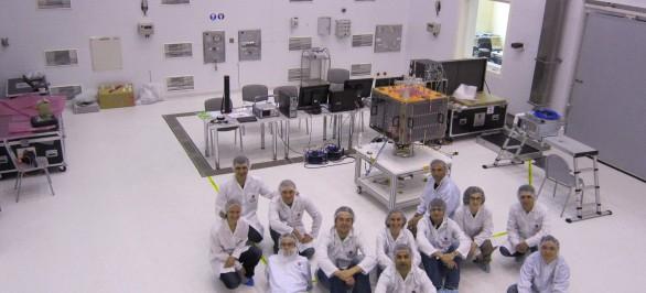 RASAT, Türkiye'nin İlk Yerli Yapım Uydusu